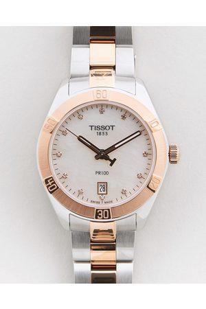 Tissot PR 100 Sport Chic - Watches (Rose & ) PR 100 Sport Chic