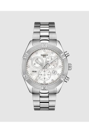 Tissot PR 100 Sport Chic Chronograph - Watches PR 100 Sport Chic Chronograph