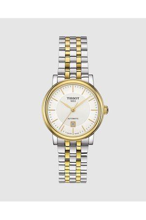 Tissot Women Watches - Carson Premium Automatic Lady - Watches ( & ) Carson Premium Automatic Lady