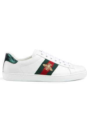 Gucci Men Sneakers - Men's Ace embroidered sneaker