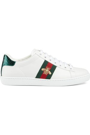 Gucci Women's Ace embroidered sneaker