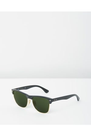 Ray-Ban Clubmaster Oversized RB4175 - Sunglasses (Solid Colour ) Clubmaster Oversized RB4175