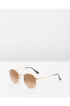 Ray-Ban Sunglasses - Round Metal Gradient RB3447 - Sunglasses (Bronze & Gradient ) Round Metal Gradient RB3447
