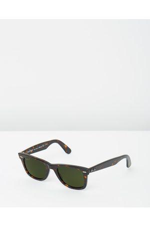 Ray-Ban Original Wayfarer Classic Polarised RB2140 - Sunglasses (Polarised Solid Colour ) Original Wayfarer Classic Polarised RB2140