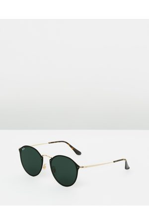 Ray-Ban Round Blaze RB3574N - Sunglasses ( & ) Round Blaze RB3574N