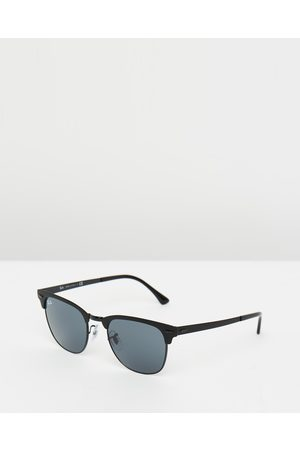 Ray-Ban Clubmaster Metal RB3716 - Square ( & ) Clubmaster Metal RB3716
