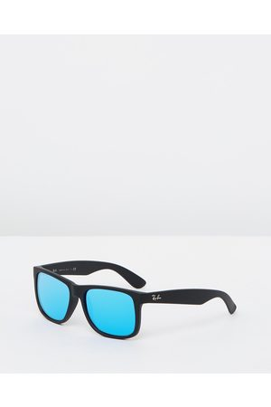 Ray-Ban Justin RB4165 - Square ( Mirror ) Justin RB4165