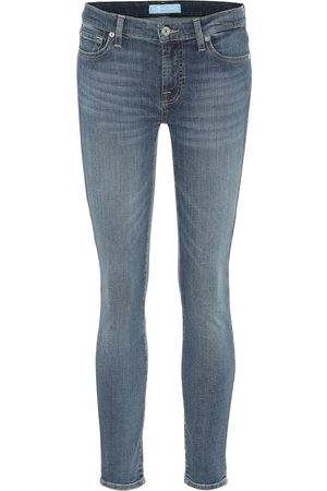 7 for all Mankind Women Skinny - The Skinny mid-rise jeans