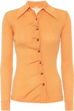 DODO BAR OR Women Sweaters - Rib-knit shirt