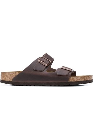 Birkenstock Men Sandals - Arizona buckle sandals