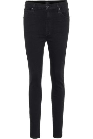 Citizens of Humanity Women Boyfriend - Chrissy high-rise skinny jeans