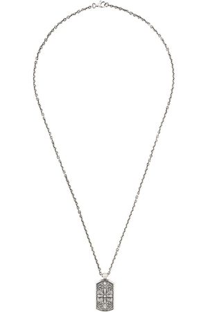 EMANUELE BICOCCHI Tag chain necklace