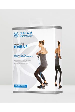 Gaiam Performance Strength Tube Tone Up - Training Equipment Performance Strength Tube Tone-Up