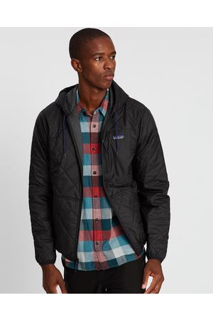 Patagonia Diamond Quilted Bomber Hoodie - Hoodies Diamond Quilted Bomber Hoodie