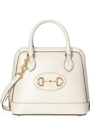 Gucci Women Handbags - 1955 Horsebit small top handle bag