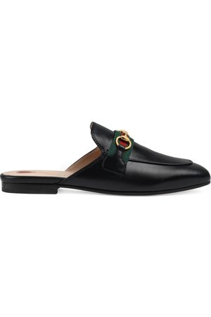Gucci Women Thongs - Women's Princetown leather slipper