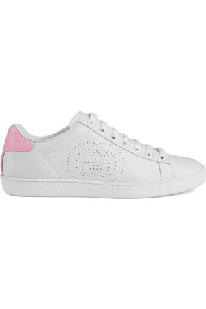 Gucci Women's Ace sneaker with Interlocking G