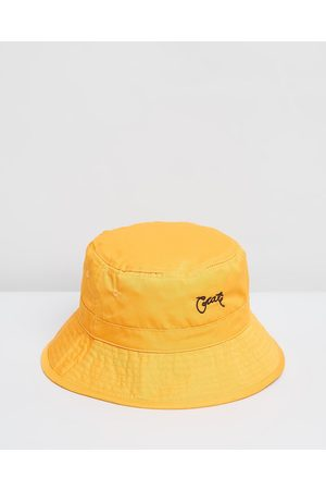 Crate Scripted Bucket Hat - Hats Scripted Bucket Hat
