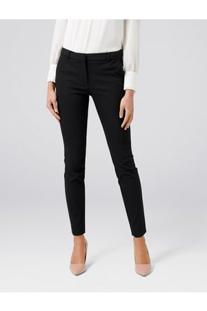 Forever New Faye Full Length Slim Pants
