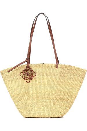 Loewe Women Tote Bags - Shell Medium shopper