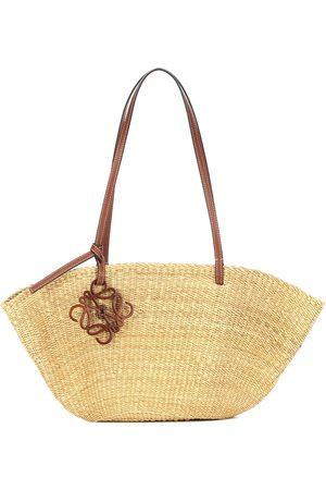 Loewe Women Tote Bags - Shell Small shopper