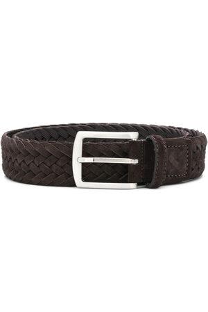 adidas Square buckle interwoven belt