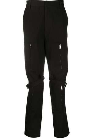 AMBUSH Zipped detail cargo trousers