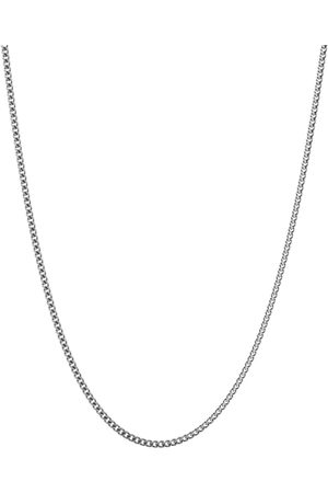 MIANSAI 2mm Sterling Chain Necklace