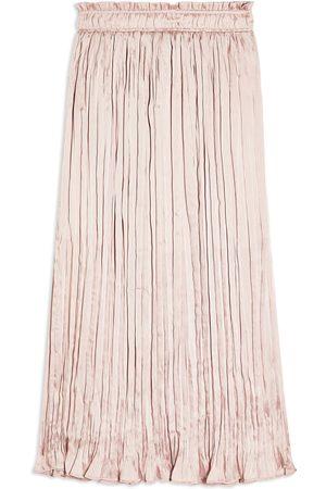 Topshop 3/4 length skirts