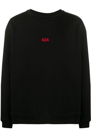 424 FAIRFAX Men Sweatshirts - Logo-print sweatshirt