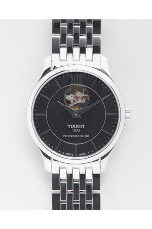 Tissot Men Watches - Tradition Powermatic 80 Open Heart - Watches ( & ) Tradition Powermatic 80 Open Heart