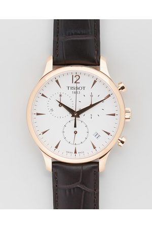 Tissot Tradition Chronograph - Watches (Rose & ) Tradition Chronograph