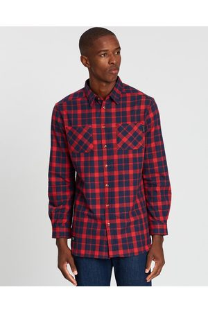 Crate Men Casual - Mason Flannel Shirt - Casual shirts Mason Flannel Shirt
