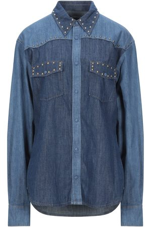 Roberto Cavalli Denim shirts