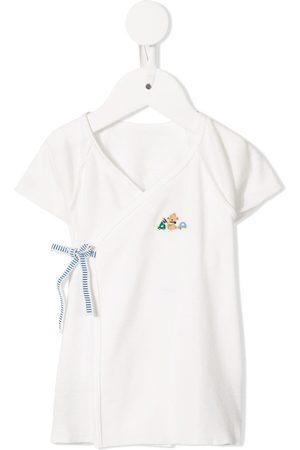 Familiar Wrap T-shirt
