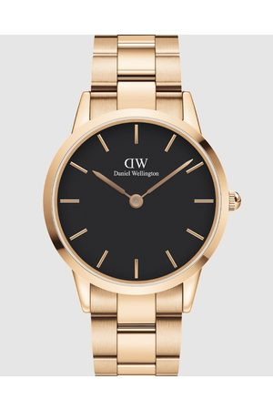 Daniel Wellington Iconic Link 40mm - Watches (Rose ) Iconic Link 40mm