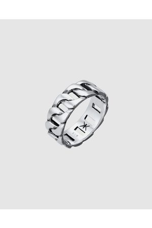 Kuzzoi Ring Statement Chunky Massive Trend in 925 Sterling - Jewellery Ring Statement Chunky Massive Trend in 925 Sterling