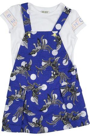 Kenzo Overall skirts