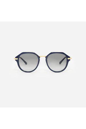 CHARLES & KEITH Angular Oval Sunglasses