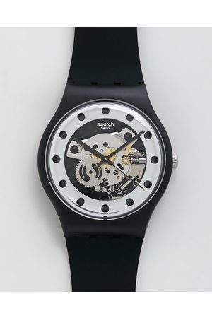 Swatch SILVER GLAM - Watches SILVER GLAM