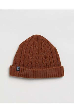 Billy Bones Club Fitzroy Beanie - Headwear (Burnt ) Fitzroy Beanie