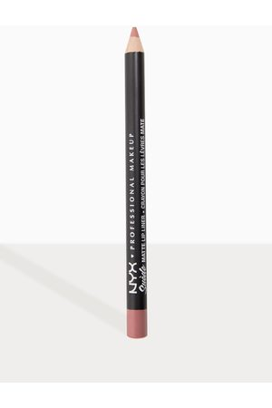 PRETTYLITTLETHING NYX PMU Suede Matte Lip Liner Toulouse