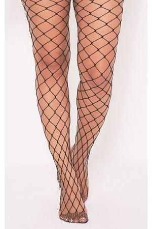 PRETTYLITTLETHING Inari Large Fishnet Tights