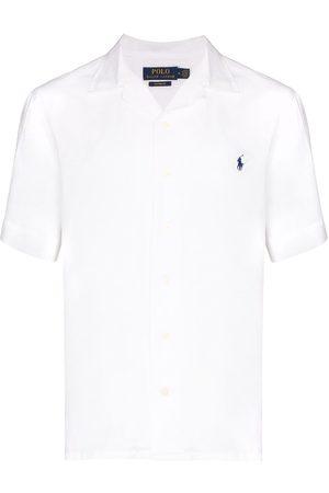 Polo Ralph Lauren Logo-embroidered short-sleeve shirt