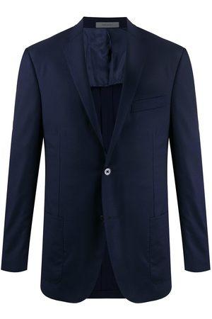 corneliani Men Blazers - Single-breasted fitted blazer