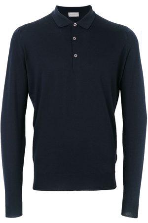 JOHN SMEDLEY Men Polo Shirts - Belper knitted polo shirt