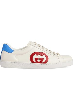 Gucci Men Sneakers - Men's Ace sneaker with Interlocking G