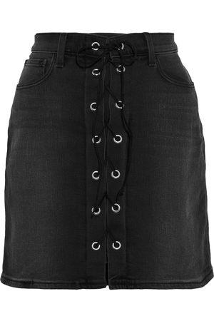 L'Agence Denim skirts