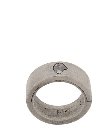 PARTS OF FOUR Sistema diamond-encrusted ring