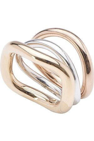CHARLOTTE CHESNAIS Wave Rings set of 3